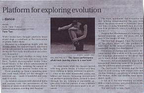 The Straits Times, 17Mar08